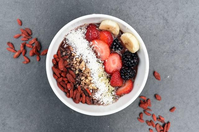 jagody goji, goji, superfoods, superfood, zdrowa dieta, zdrowe przekąski
